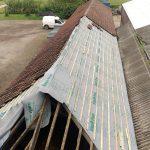 Barn roof repair